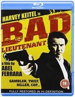 Bad Lieutenant [Blu-ray] [1992] [DVD][Region 2]