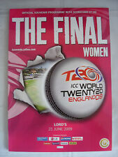 ICC twenty20 England 2009 - Finals