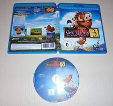 Blu Ray Disney Der König der Löwen 3 Hakuna Matata Timon Pumbaa  173