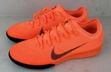 Nike Mercurial Vapor X 12 Pro IC Orange AH7387-810 Men's Soccer Shoes Size 8