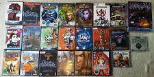 PC Spielesammlung - 23 Spiele / Erweiterungen