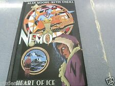 Nemo: Heart of Ice Hardcover Book Alan Moore Kevin O'Neill L@@K Free Shipping!!!