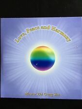 Love, Peace and Harmony CD