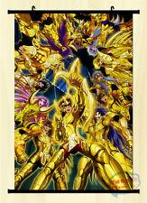 Hot 60*90cm Saint Seiya Pegasus Seiya whole role Home Decor Wall Scroll Poster