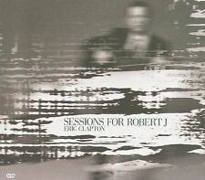 ERIC CLAPTON - SESSIONS FOR ROBERT J. [DIGIPAK] (NEW CD)