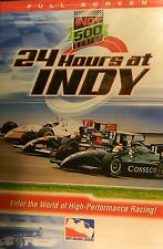 24 HOURS at INDY INDIANAPOLIS 500 Behind the Scenes w/Fans Drivers Race Crews