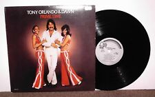 TONY ORLANDO & DAWN Prime Time, original Bell vinyl LP, 1974, VG+