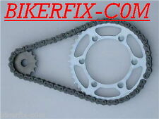 SUZUKI DRZ400 DRZ 400 S 2000-2016 HEAVY DUTY CHAIN AND SPROCKET KIT SET