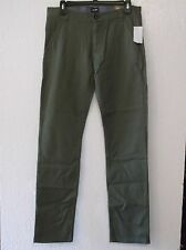 BOYS  ZOO YORK  GREEN CASUAL PANTS SIZE 20   (NWT)