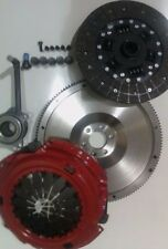 SEAT LEON 2.0TDI 2.0 TDI FLYWHEEL AND CARBON KEVLAR CLUTCH KIT WITH CSC, BOLTS