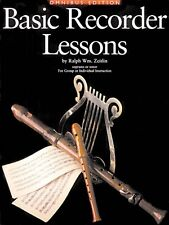 Basic Recorder Lessons Omnibus Edition for Group or Individual Instruc 014003554