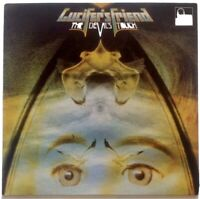 "LUCIFERS FRIEND ⚠️Unplayed⚠️ 1979-12""LP-The  Devils Touch- 64343061-Germany"