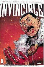 Invincible Comic Issue 132 Modern Age First Print 2017 Robert Kirkman Ottley