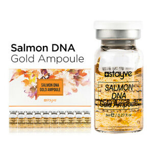 BB Shine Glow Treatment Stayve Salmon DNA Gold Ampoule