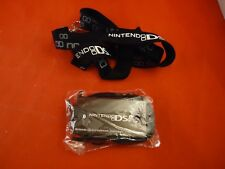 Nintendo DS Console Promo Shoelaces (new) & Black Lanyard Chain RARE Promotional