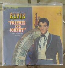 "ELVIS PRESLEY Frankie and Johnny Sountrack 12"" Vinyl LP, RCA LSP-3553"