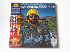 "Lonnie Liston Smith ""Visions of a New World""  japan mini LP CD"