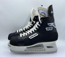 New listing Bauer Impact 50, Ice Skates, Size 9 Youth Hockey, Nice!🇨🇦