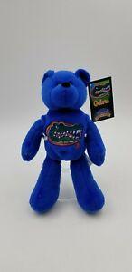 2000 Florida Gators College Bear Plush Top Stuff Animal Limited Treasures