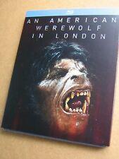 An American Werewolf In London (1981) Blu-Ray W/ Slipcover 2016 Restored Edition