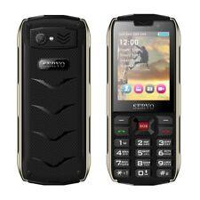 H8 Mobile Cell Phone 2.8 inch 4 SIM Card Bluetooth Flashlight GPRS 3000mAh