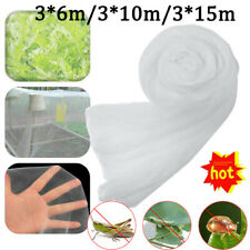 More details for 6/10/15m plant net crops protect mesh bird vegetables insect garden net netting