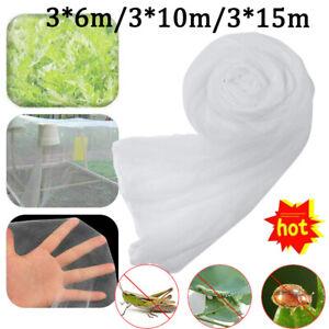6/10/15M Plant Net Crops Protect Mesh Bird Vegetables Insect Garden Net Netting