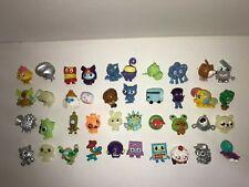 Moshi Monster Job Lot 2 - 40 Figures, No Doubles, Rares & Ultra Rares