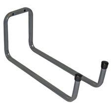 250mm Double Storage Hook Ladder Bike Garage Shed Wall Mounted Bracket Tidy S109