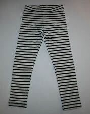 New Gymboree Black Ivory Striped Leggings NWT 18-24M 2T 3T 4T 5T City Kitty Line