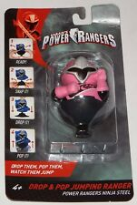 Power Rangers Mighty Morphin Drop and Pop Jumping Ranger - Pink - (BNIB)