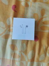 Apple AirPods avec Boîtier de Charge sans Fil - Blanc (MRXJ2ZM/A)