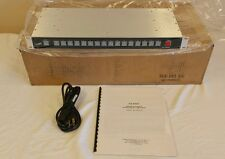 *NEW IN BOX* SIGMA SLX-161 DVS 16 Channel Digital Video and Audio Switcher