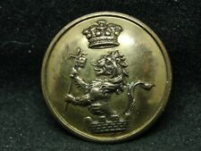 2nd Earl Cowley, William Wellesley 25mm Gilt Livery Button Firmin Pat. 2346 1884