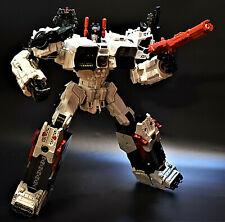 Transformers Generations Titan Class Metroplex W. Scamper, Tower Guns, Main Gun