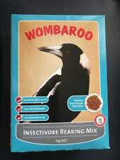 Wombaroo Insectivore Rearing Mix 1kg WOM4306