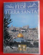 dvd film documentario documentary i luoghi della fede terra santa gesù betlemme