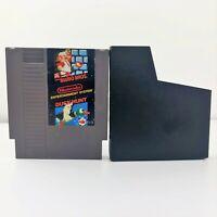 Super Mario Bros./Duck Hunt (Nintendo Entertainment System, 1988) With Slip-Case