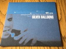 """GRASSHOPPER & THE GOLDEN CRICKETS - SILVER BALLOONS  7"""" VINYL PS"""