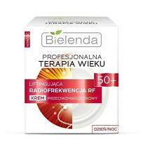 BIELENDA LIFTING RADIOFREQUENCY RF ANTI-WRINKLE FACE CREAM 50+ DAY NIGHT