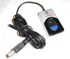 Digital Persona U.are.U 4500 USB Bio Metric Fingerprint Reader TESTED!
