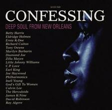 CONFESSING DEEP SOUL FROM NEW ORLEANS Various NEW SEALED CD NORTHERN (GRAPEVINE