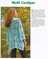Techniques & Projects to Expand Your Skills Crocheting Pattern Book Spiral Bond