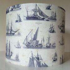 Fabric Nautical Lampshades & Lightshades