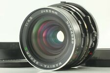 【MINT w/ Hood】 Mamiya Sekor C 65mm f/4.5 Wide Lens for RB67 S SD from JAPAN 1649