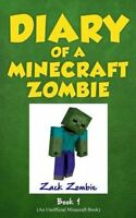 Diary of a Minecraft Zombie Book 1: A Scare of A Dare: Volume 1, Zombie, Zack, N