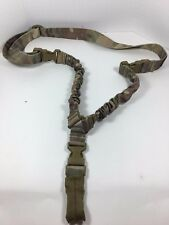 Tactical Bungee Q/D Single Point Sling Multicam Tropic Style/Woodland Camo