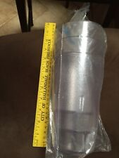 New (3)  Restaurant Clear Plastic Tumblers Cups 32 oz Carlisle heavy DUTY WOW