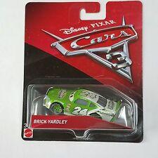 Disney Pixar Cars 3 Brick Yardley New Vitoline # 24 Diecast Mattel 1:55 Scale