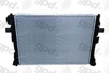 Radiator 2852C Global Parts Distributors
